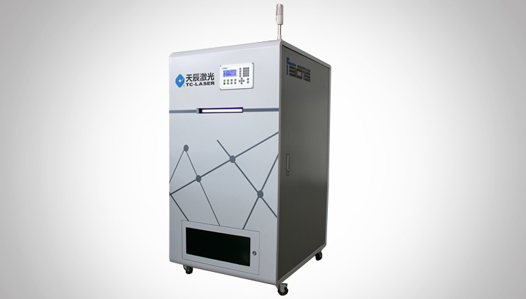 Stand-alone electric control cabinet