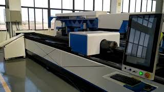tube laser cutting machine price