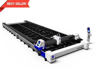 Top 1 Super-wide Fiber Laser Cutting Machine TC-H